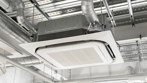 空調設備事業